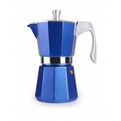 Ibili Cafeta EVVA 9 tazas azul 623009