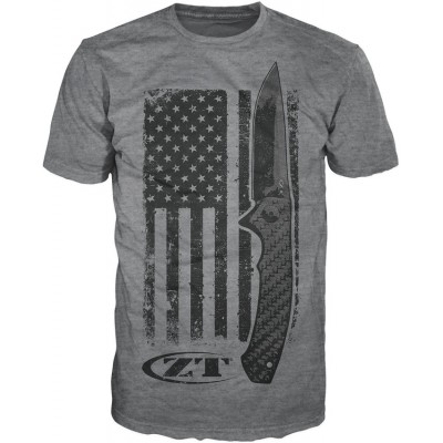 Zero Tolerance Camiseta Size L zt201l