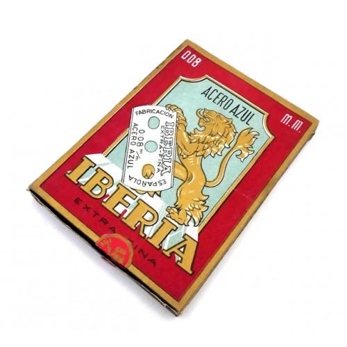 Cuchillas Iberia Caja 100 unidades