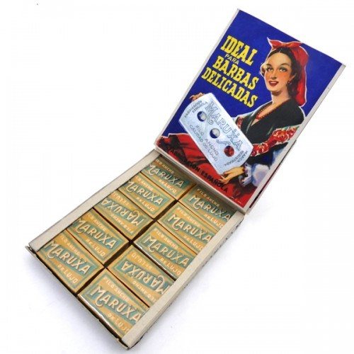 Cuchillas Maruxa Caja 100 unidades