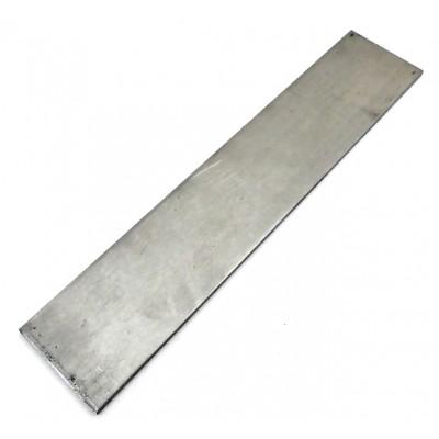 Steel 12c27 Measures 250x50x4 mm. 31001