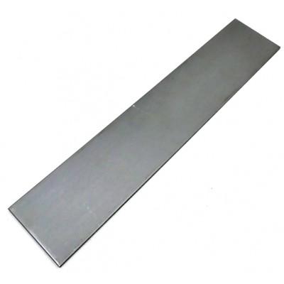 Steel 12c27 Measures 250x50x2,5 mm. 31020