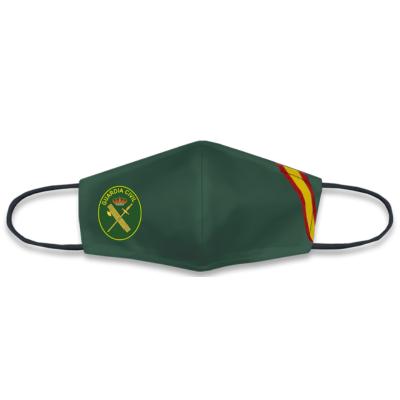Mascarilla Verde Guardi Civil 30682GR1010