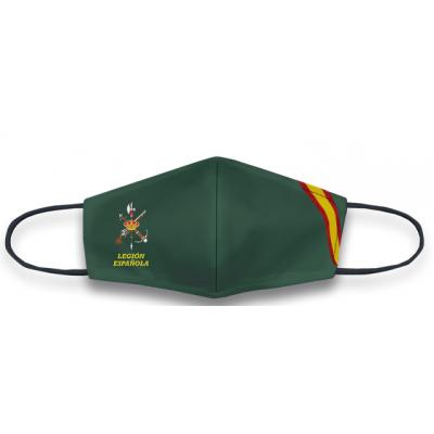 Mascarilla Verde Legion Española 30682GR1008