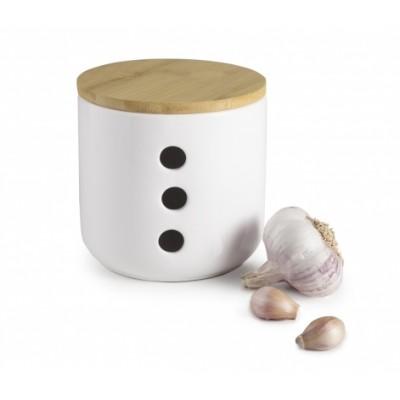 Ibili Ceramic Garlick Jar 715110