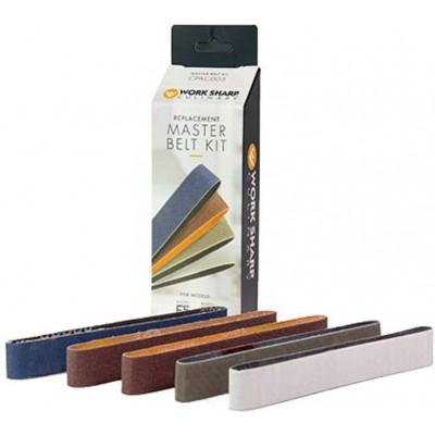 Work Sharp Culinary E5 Belt Kit
