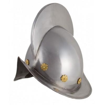 Spanish Conquest Helmet XVI Century H08