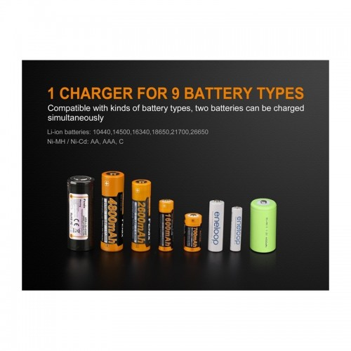 Fenix ARE-A2 Multiple Charger