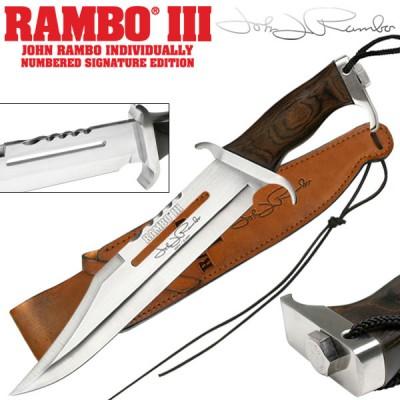 Rambo III rb9297 Signature Edition