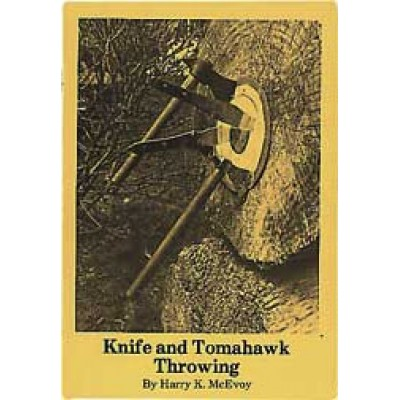 Knife and Tomahawk Throwing bk74