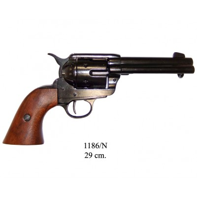 Denix 1186n Colt 45 Revolver Peacemaker