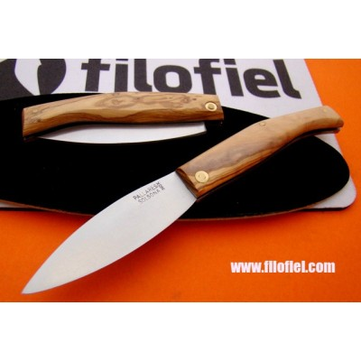 Pallares Comun Lux Olive nº 0 stainless