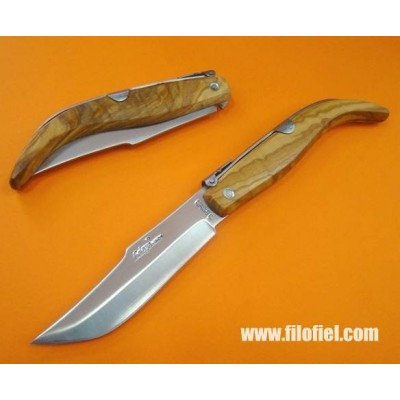 Celaya 1113o Albaceteña olive stainless