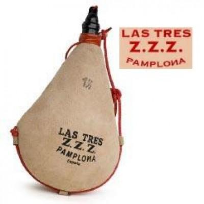 Las Tres Z.Z.Z. Bota Wine Recta 1 1/2 L.