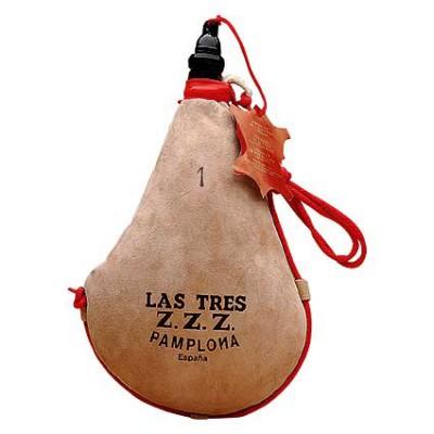 Las Tres Z.Z.Z. Bota Wine Recta 1 L.