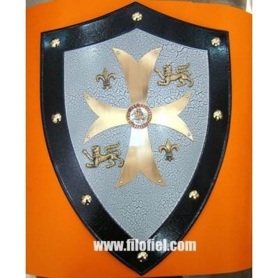 Art Gladius 854 Temple Knights Shield