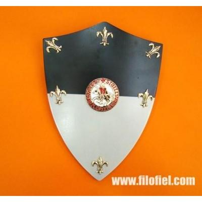 Art Gladius Sword Stand Shield 885 Templars