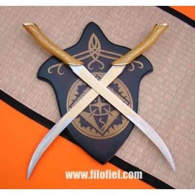 Lord of the rings Legolas Daggers am11535