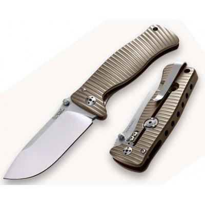 Lionsteel SR1 titanium bronze sr1b