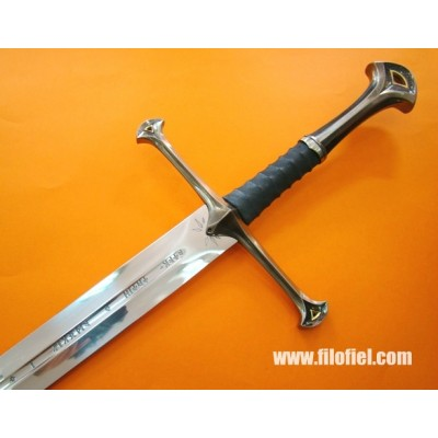 Lord of the Rings Anduril + tabla