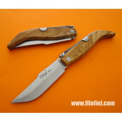 Celaya 1111o Albaceteña olive stainless