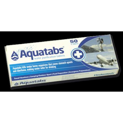 Aquatabs Water Purification Tablets 33430