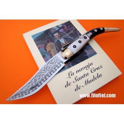 J.J. Martinez Aniversario 1808 Combinada Engraved