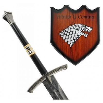 Game of Thrones Ice Sword black
