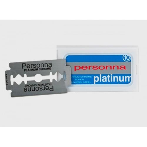 Cuchillas Personna Platinum 10 unit