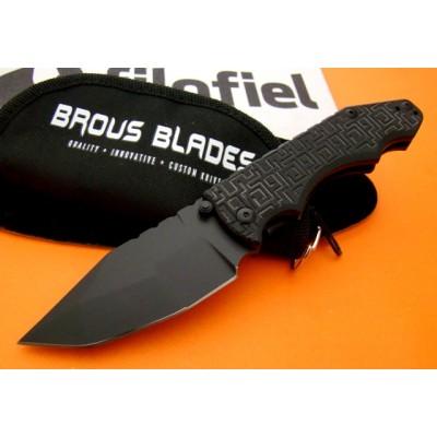 Brous Blades Triple Threat Brb4