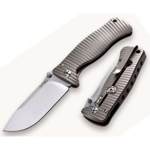 Lionsteel SR2 Titanium Grey sr2g