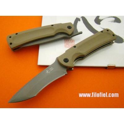 Hikari Higo Liner Lock D2 hk105bd2 coyote