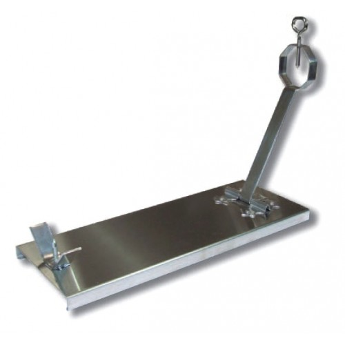 Ham Support Folding Stainless 17603