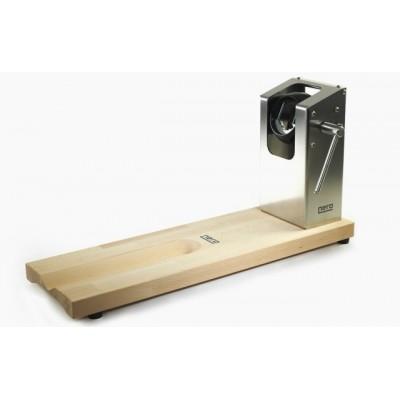 Nero Ham Support Stainless + Wood
