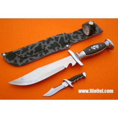 Cuchillo Casco 2 canguro