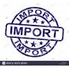 Import D.H.